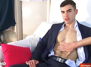 keumgay;big-cock;european;massage;gay;hunk;jerking-off;handsome;dick;straight-guy;serviced;muscle;cock;get-wanked;wank,Massage;Euro;Muscle;Big Dick;Gay;Hunks;Straight Guys;Handjob;Uncut Salesman in suit...