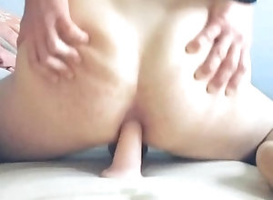 anal-dildo;solo-male;perfect-ass;bed-sex;adult-toys;ass-fuck;first-time-anal;big-ass;anal,Solo Male;Gay Je me gode sur...