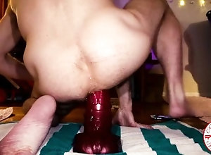 genuine-pervert;michael-vegas;anal;gape;anal-gape;fisting;stretching;thegapegatsby;mr-hankeys-toys;straight-male-anal,Solo Male;Gay;Hunks;Verified Amateurs Riding an XL bad...