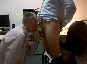 blowjob;amateur;blowjob,Blowjob;Gay Dressed office bj