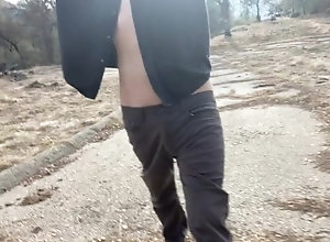 kink;big-cock;public;outside;long-cock;big-dick;long-dick;sagging;pants-falling-down;pants-falling;pants-down;swaying;teasing;shaft;freshgreenair;exploring,Solo Male;Gay Pants Keep...