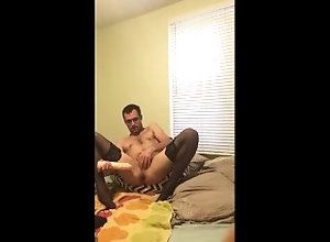 fisting;butt;plug;anal,Solo Male;Gay Fisting My Virgin...