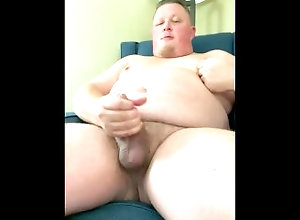 bear;dick-bouncing;chubby;daddy;fuck-me-daddy;big-cock,Daddy;Solo Male;Big Dick;Gay;Bear;Chubby Making My Cock...