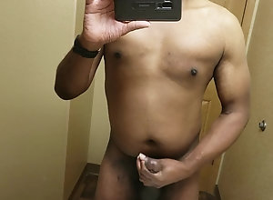 edging;jerk;off;instruction;masturbation;jerking;off;solo;big;black;dick,Black;Solo Male;Gay;Exclusive;Verified Amateurs;Amateur edging - trying...