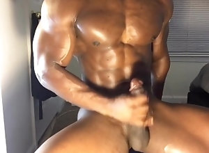 nipple-play;big-cock;jerking-off,Black;Muscle;Solo Male;Big Dick;Gay;Verified Amateurs PREVIEW: Nuts...