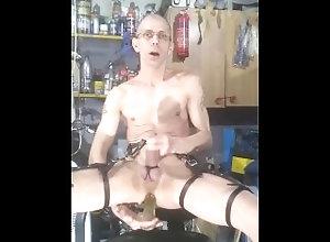 skinnybody;hardcore;toys;intense;anal;sexy;hot,Solo Male;Gay Hardcore anal toys