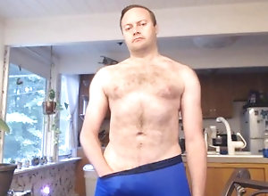 naked;hairy;mature;masturbation;cumshot;window;exhibitionist;cock;gay;solo;male;underwear;kitchen;table,Daddy;Solo Male;Gay;Amateur;Mature;Cumshot;Verified Amateurs Cumming on the Table