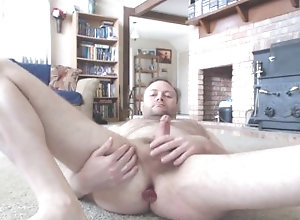 solo-male;naked;hairy;gay;mature;dad-bod;dildo;anal;asshole;cock;cumshot;stripping;masturbation,Solo Male;Gay;Amateur;Mature;Cumshot;Feet;Verified Amateurs Fucking Myself...