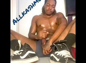 allkashmoney;bbc;cum;oil;solo,Black;Solo Male;Big Dick;Gay;Straight Guys;Amateur;Handjob;Cumshot;Verified Amateurs Time to get...