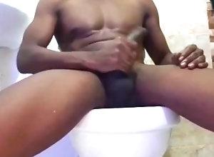 masturbate;kink;big-cock;toilet;toilet-spy;toilet-voyeur;toilet-masturbation;toilet-handjob;toilet-jerk-off;massive-cock-handjob;massive-cock;huge-dick;huge-dick-handjob;huge-cock-amateur;huge-cock-jerk-off;hot-black-guy,Solo Male;Gay handjob in the...
