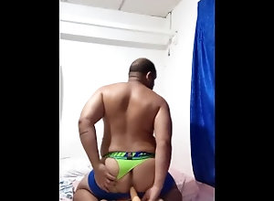 bear;hot;dildo,Black;Muscle;Solo Male;Gay;Bear;Verified Amateurs Big ass male...