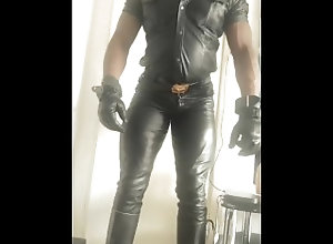 leather;daddy;muscle;domination,Black;Daddy;Muscle;Fetish;Solo Male;Gay;Amateur;Mature;Verified Amateurs Preview: Muscle...