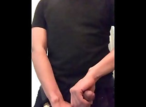 big-dick;vergon;jovencito;semen;cum;masturbar;masturbate;masturbation;solo-masturbation;masturbacion;mexico;amateur-masturbation;work;at-work;jerking-off;caught-jerking-off,Twink;Latino;Solo Male;Big Dick;Gay;Reality;Handjob;Uncut;Cumshot;Verified Amateurs MASTURBANDOME EN...