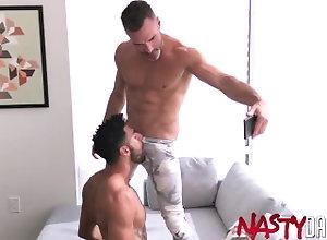 nastydaddy;fetish;facial;cumshot;big-dick;masturbating;dirty-sex;daddy;rough-sex;bareback;kinky;deepthroat;blowjob;hardcore;hunk;muscle,Bareback;Daddy;Muscle;Fetish;Blowjob;Gay;Hunks;Rough Sex;Cumshot NASTYDADDY Bottom...