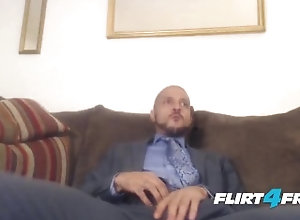 flirt4freeguys;big;cock;masturbation;jerking;off;dirty;talk;domination;latino;stud;latin;bearded;guy;amateur;cock;ring;shaved;head;spreading;ass;business;suit;huge;cock;webcam,Latino;Solo Male;Big Dick;Gay;Amateur;Handjob;Webcam;Cumshot Well Dressed...
