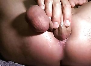 Amateur (Gay);Bareback (Gay);Masturbation (Gay);Men (Gay);HD Gays;Self Fucking;Masturbating;Fucking Self fucking then...