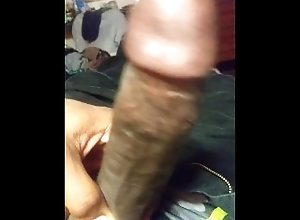bigblackcock;bbc;bigdick;mushroomhead;dickteaser,Solo Male;Gay Mushroom head?