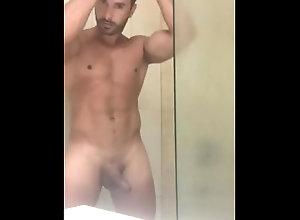 hot-body;sexo-suave;sexo-ducha;sex-in-the-shower,Solo Male;Gay;Jock hot body 4 sex in...