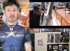 pirates;parody;gaycomicgeek,Blowjob;Gay;Cumshot Pirates A Gay XXX...