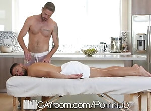 gayroom;hd;angel;duran;wesley;woods;anal;anal;sex;blowjob;massage;facial,Massage;Gay;Cumshot GayRoom Tight ass...