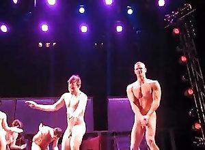Men (Gay) naked boys singing