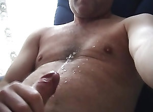Men (Gay) me shooting hot cum
