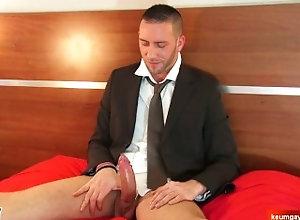 keumgay;big-cock;european;massage;gay;hunk;jerking-off;handsome;dick;straight-guy;serviced;muscle;cock;get-wanked;wank,Euro;Muscle;Big Dick;Gay;Hunks;Straight Guys;Handjob;Uncut;Cumshot Salesman gets...
