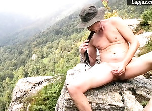 ecoporn;ecosexual;italy;mountains;nature;jerk;off;anal;orgasm;dildo;nature;fuck;cum;eating;nature;anal;nature;solo;dildo;orgasm;public;outdoor;amateur;outdoor,Solo Male;Gay Anal quickie on...