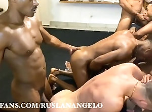 "ruslan-angelo;ruslan;gay;orgy;big-dick;muscle;anal;blowjob;group-sex,Bareback;Muscle;Big Dick;Pornstar;Group;Gay;Interracial;Rough Sex;Jock,Ruslan Angelo ""BRASIL..."