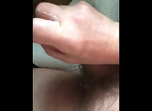 stroking;cock,Solo Male;Gay;Amateur a little stroking