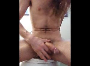 sissy;solo;dildo;masturbation;cum;cumshot;faggot;twink,Solo Male;Gay;Cumshot;Verified Amateurs Sissy solo with...