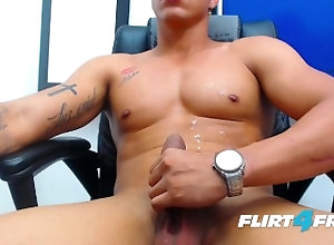 flirt4freeguys;big;cock;latino;muscular;latino;masturbation;jerking;off;monster;uncut;cock;uncircumcised;cock;amateur;ripped;latino;guy;with;tattoos;domination;cumshot;big;load;webcam;huge;cumshot;handjob,Muscle;Solo Male;Big Dick;Gay;Hunks;Amateur;H Felipe Borja on...