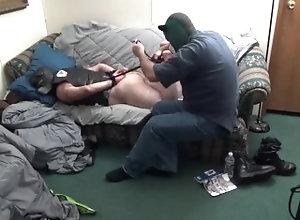 gay;bdsm;edging;masturbation;jack;off;vibrator;bondage;rope;puppy;play,Fetish;Gay;Bear;Handjob;Chubby;Verified Amateurs Couch Bound