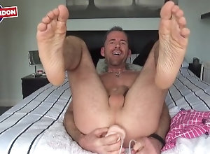 big-cock;sex-toy-review;daddy;cumshot;dildo-review,Daddy;Solo Male;Big Dick;Pornstar;Gay;Hunks;Cumshot,Dave London Bestvibe...
