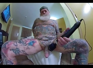 tattoo;tattooed;daddy;inked;daddy;inked;pierced;doxy;wand;doxy;wand;massager;doxy;massager;lelo;loki;wave;lelo;prostate;loki;wave;lelo;masturbation;piss;watersports;drink;piss;drinking;piss,Daddy;Solo Male;Gay;Bear;Amateur;Mature Inked Daddy Bear...