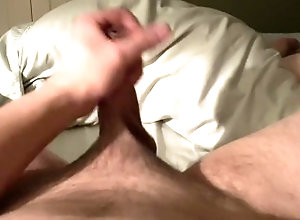 Solo Male Edging Orgasmus