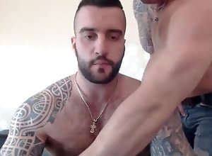 bodybuilder;biceps;flexing;headlock;chokehold;male;domination,Muscle;Fetish;Gay;Webcam;Tattooed Men Russian muscle...