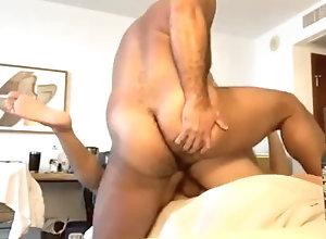 threesome;big-dick;big-ass;bareback;foot-worship,Bareback;Latino;Muscle;Big Dick;Gay;Bear;Creampie;Feet Train fuck