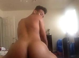 ass;solo,Black;Solo Male;Gay Thick Solo