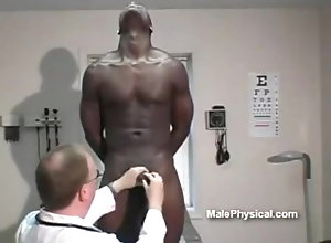 doctor;physical;mp,Black;Gay Ty - Physical Exam