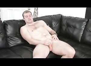 pornhub;gay;solo;wankign;jerking;off;masturbation;masturbating;hairy;chest;athletic;leather;couch,Fetish;Gay Hairy Chested Man...