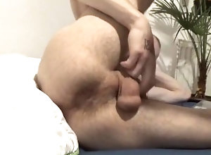 big-balls;hanging-balls;hairy-ass,Fetish;Solo Male;Gay;Verified Amateurs Lick my ass and...