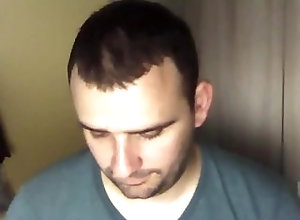 male;solo;webcam;hairy;cum;dick;cock;huge;masturbation;jerking;jerk;off;sperm,Solo Male;Gay;Cumshot jerking bam