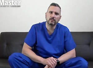 findom;cash-slave;cash-master;wallet;money;cash;financial-domination;aroma;huffing;cash-fag;tribute;daddy;master;dilf;doctor;scrubs,Daddy;Fetish;Solo Male;Gay;Mature;POV;Verified Amateurs Doctor persuades...