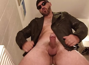 pissing;guys-pissing;peeing;pee;leather;leather-jacket;fetish;hot-gays;european,Euro;Daddy;Fetish;Solo Male;Gay;Jock;Mature;Verified Amateurs Having a good...