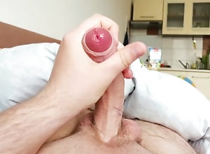 masturbate;jerk;off;gay;bisexual;cumshot;man;solo;guy;solo,Solo Male;Gay Jerking off while...