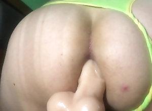 big-ass;ass;booty;bi;gay;bubble;bum;butt;big-dildo;creampie;juicy;cum;riding;dildo-ridi;dildo-gigante-anal;anal,Solo Male;Gay Yo y mi amigo dildo