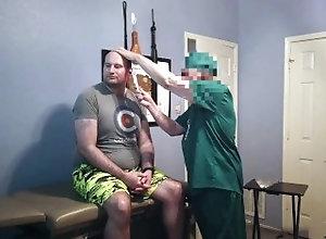 medical;exam;medical-exam;fetish;bdsm;electro;estim;fuck;anal-sex;anal-fucking,Bareback;Daddy;Fetish;Gay;Bear;Mature;Chubby;Verified Amateurs Sir G gives me a...