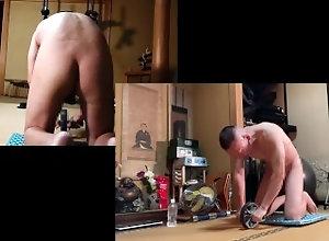 japanese;workout;naked-workout;ninja;samurai;asian;muscle-man,Japanese;Asian;Muscle;Solo Male;Gay;Hunks;Reality;Amateur;Jock Japanese Naked...