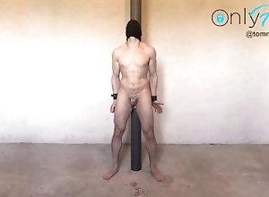 kink;big-cock;prostate-orgasm;masturbate;twink;bondage;adult-toys;cock-ring;bdsm;prostate;hands-free;fucking-machine;sy;cumshot;femdom,Amateur;Big Dick;Bondage;Cumshot;Masturbation;Toys;Anal;Solo Male Prostate Milking...